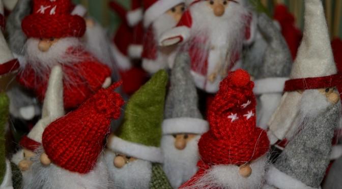 Joulumieltä etsimässä