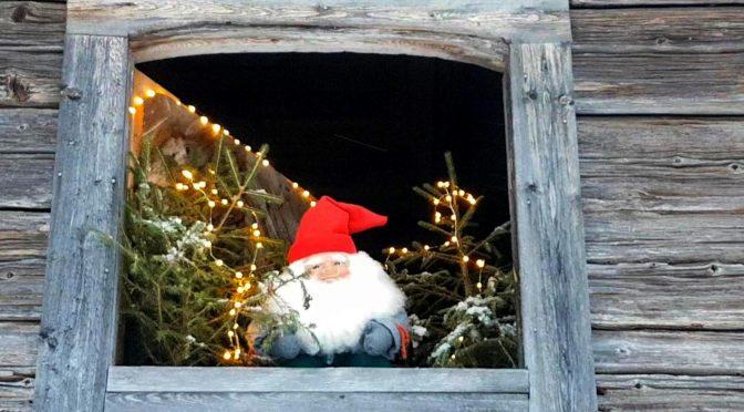 Hemminki-tontun joulutervehdys