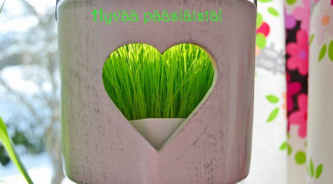 Pääsiäisen vihreää